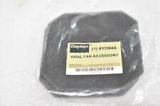 """DAYTON 4YD84 AXIAL FAN FILTER, 5 PACK, 4.5"""" X 4.5"""""""