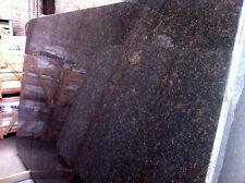 Tischplatte TAN Brown Granitplatte Gartentischplatte Arbeitsplatte Naturstein