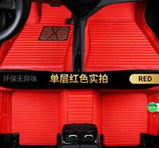 car mats For Toyota C-HR 2018-2020 Floor Mats rugs pads carpets