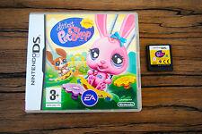 Jeu Littlest PET SHOP JARDIN pour Nintendo DS (sans notice)