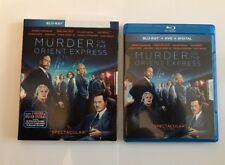 Murder on the Orient Express (Blu-ray + Case/Artwork + Slip Cover) - Please Read