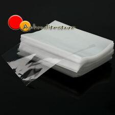 100x Sacchetti Trasparenti Confezione per Bigiotteria Caramella Regalo 11,4x8cm