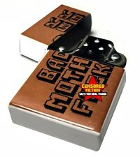 """BMF Lighter Metal Flat Top  """"Which one is your pocket?"""""""