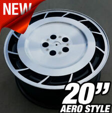 4 X 20INCH APEC WHEELS AERO STYLED RIMS TYRES HOLDEN COMMODORE VL VK VE VF HDT