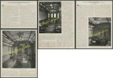 Exposición mundial de parís 1900 estado ferrocarril dependía hofsalonzug vista interior de lujo adel