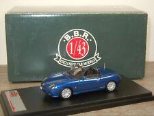 Fiat Barchetta 1995 - BBR Models KMN01B 1:43 in Box *46920