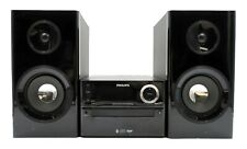 New listing Bluetooth Wireless Music System Stereo Speaker Micro Mp3 Cd Usb Iphone Philips