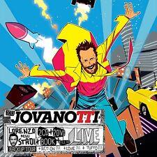 Jovanotti: Lorenzo Negli Stadi - Backup Tour 2013 - Box 2 CD 2 DVD