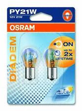 PY21W DIADEM Signal-Lampe für Blink und Heckleuchten BAU15S 12 Volt / 21 Watt