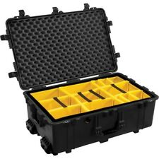 Pelican 1650 Protector Large Transport Case - Wheels And Retractable Extension.