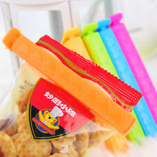 5 pcs Kitchen Storage Food Snack Seal Sealing Bag Clips Clamp Tools Home Uses