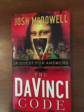 The DaVinci Code: A Quest for Answers by Josh McDowell