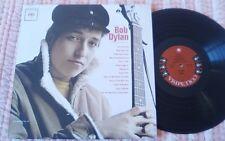 BOB DYLAN Bob Dylan VINYL LP Monaural CL 1779