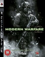Call of Duty Modern Warfare 2 Ltd Hardened Edition PS3 PlayStation 3 Video Game