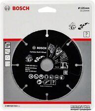 Bosch disco di taglio Carbide Multi Wheel 2608623013