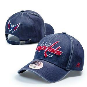 Washington Capitals NHL cap LICENSED, NEW  Collection (Denim style) size L-XL