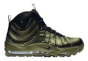 Mens Nike AIR BAKIN POSITE Shoes Boots -Foamposite -618056 200 -Sz 10.5 -New