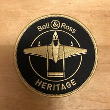 Authentic Bell & Ross Patch- HERITAGE