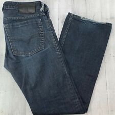 Diesel Mens Zatiny Jean Slim Fit Bootcut Button Fly Low Rise Size 31