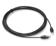 Hosa OPT106 6ft 2m Fiber Optic Cable Toslink to Same ADAT S/PDIF Wire  OPT-106