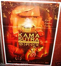 KAMA SUTRA : A TALE OF LOVE (2015) BOLLYWOOD POSTER # 1