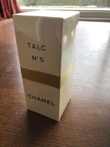 Chanel No 5 Talc 98g Rare