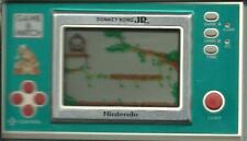HANDHELD NINTENDO GAME & WATCH - DONKEY KONG JR 1982 IN VGC