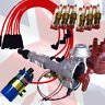 FORD Essex V6 2.5 and 3.0 Electronic Ignition Distributor pack red leads