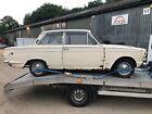 1966 Ford Cortina Mk1 Gt Barn Find Lotus Steels