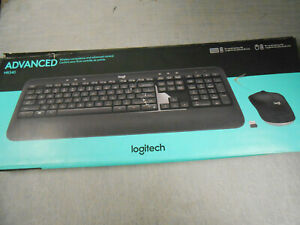 Logitech MK540 (920-008671) Wireless Keyboard and Mouse Combo