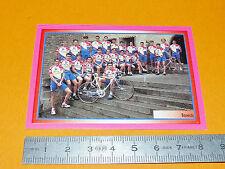 N°176 BANESTO MERLIN GIRO D'ITALIA CICLISMO 1995 CYCLISME PANINI TOUR