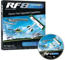 RealFlight 8 Horizon Edition Flight Simulator Software Only RFL1001