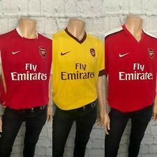 Arsenal Football Shirt, All Seasons, All Sizes, Home, Away, Great, Mint,