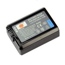 DSTE NP-FW50 Battery for Sony NEX-3C NEX-F3 NEX-5 NEX-5K Alpha A33 A3000 RX10 II