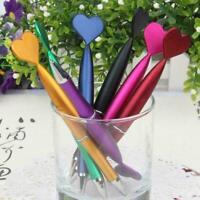 Cartoon Colorful Mermaid Love Carrot Student Blue&Black Neutral Pens C7V2 U8J9