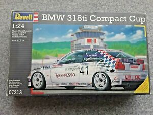 REVELL BMW 318ti COMPACT  CUP  E36  1/24 MODEL KIT