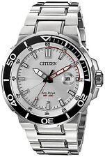 Citizen Eco-Drive Endeavor Men's AW1420-55A Rotating Bezel 45mm Bracelet Watch