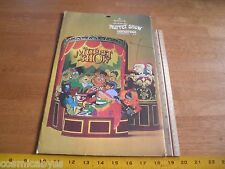 1978 The Muppet Show paper table centerpiece party in envelope