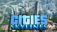 Cities Skylines PC Steam [KEY ONLY!] (REGION FREE/GLOBAL) FAST DELIVERY!