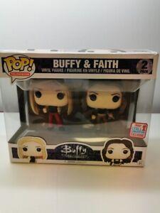 """Funko Pop """"BUFFY&FAITH"""" PACK"""