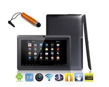 Tablet 7 pulgadas Quad core 1 GB de RAM 8 ROM FULL HD CON FUNDA NEGRA