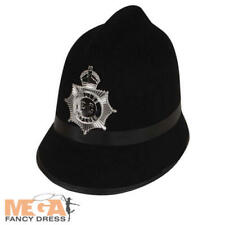 Adults Kids Police Hat Fireman Helmet Firefighter Cop Fancy Dress Accessory