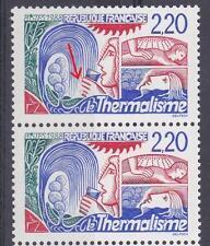 VARIETE FRANCE N°2556b THERMALISME  NEUFS LUXE