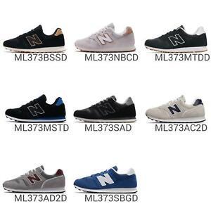 New Balance ML373 D NB 373 Men Retro Running Shoes Lifestyle Sneakers Pick 1