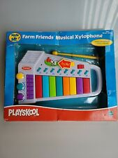 Playskool Farm Friends Musical Xylophone - VINTAGE, Countless Features, PS-625