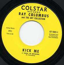 "RAY COLUMBUS & ART COLLECTION  ""KICK ME"" U.S. MONSTER FUZZ 1967"
