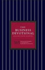 The Business Devotional: 365 Inspirational Thoughts on Management,-ExLibrary