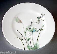 "Waterford Willow Salad Dessert Plate 8"" Bone China New"