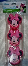 Disney Minnie Mouse Package of 3 Party Treat Containers Egg