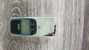 658.Nokia 8860 Very Rare - For Collectors - No Sim Card - Read Description